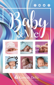 Kaweah Delta Baby & Me (New Mothers) Guide Cover